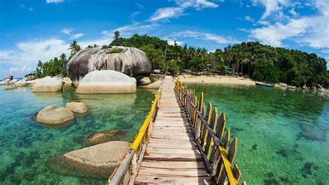 tempat wisata  pangkalpinang  hits gambar