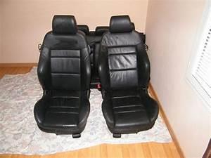 Interieur Golf 4 : interieur cuir ok mais recaro accessoires int rieurs ~ Melissatoandfro.com Idées de Décoration