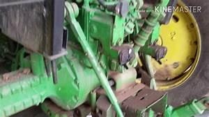 Repair Work On The 4250 John Deere Part 1
