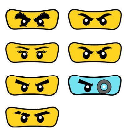 Sie hören dann einen text. Die besten 25+ Ninjago augen Ideen auf Pinterest | Ninjago geburtstag, Lego ninja und Lego ninjago