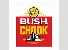Export Bush Can Sticker Beer Western Australia Perth Emu