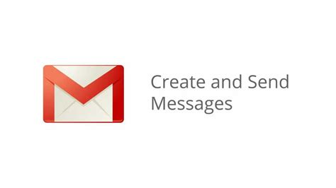 Create And Send Messages In Gmail Youtube