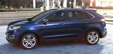 edge color 2017 ford edge colors release date price