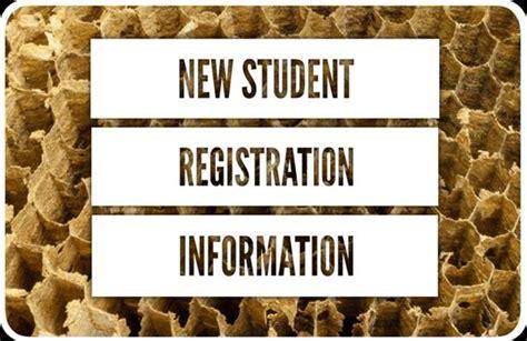 student registration student registration