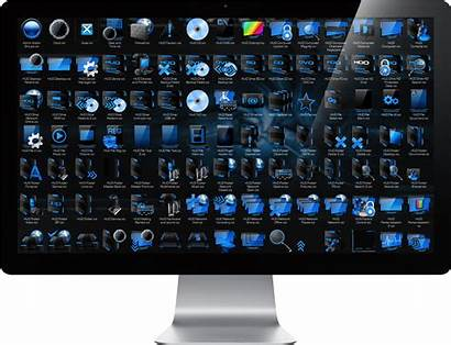 Hud Machine Ipack Icons 7tsp Iconpack Icon