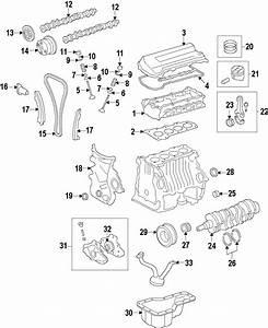 Pontiac Vibe Engine Mount  Front   1 8 Liter  Manual Trans