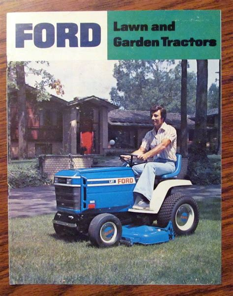 ford lgt      lt   lawn garden tractor