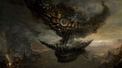 Steampunk Wallpapers High Quality