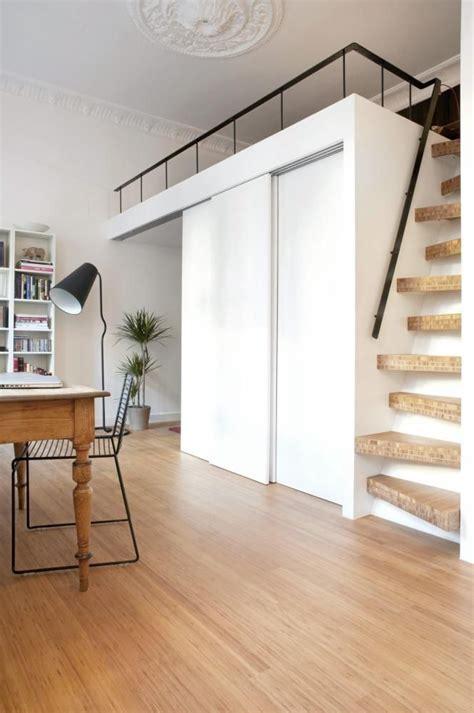 Loft Bedroom Access by Classeurs Et Bureaux La Touche D Agathe Workspace