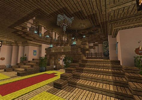 medieval town hall minecraft project minecraft