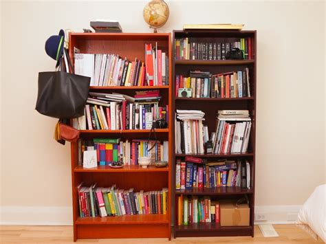 How To Transform Your Bookshelf Into A Pinterest Inspired