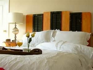 DIY Bedroom Ideas - Furniture, Headboards & Decorating