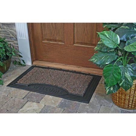 Doormat Or Door Mat by Mainstays Scraper Door Mat Walmart