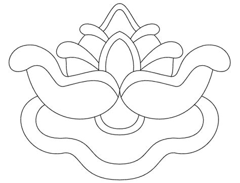 I'm always on the hunt for great hand embroidery patterns (see my previous lists). Imaginesque: Free Hand Embroidery: Stylised Flower Pattern