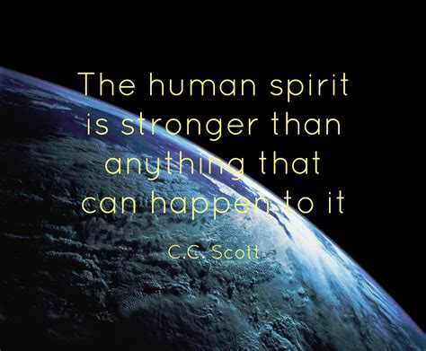 Human Spirit Resilience Quotes