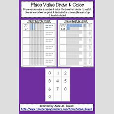 424 Best Images About Mathplace Value On Pinterest  Place Value Worksheets, Math And Expanded