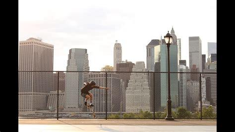 arbiter dk longboard skateboard   york city youtube