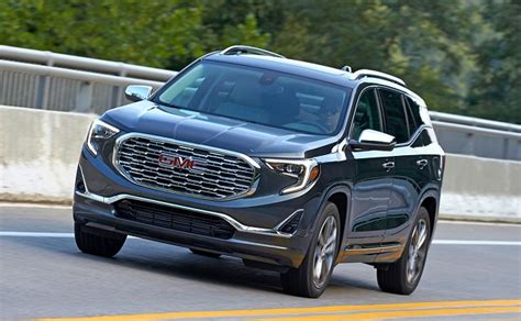 2019 Gmc Terrain Changes, Performance, Price 20182019