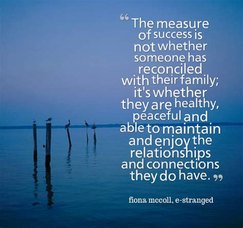Quotes About Estrangement From Family