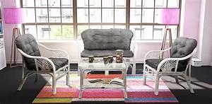 Salon En Rotin Pour Veranda : meubles en rotin pour v randa mobilier de v randa en rotin salon en rotin pour v randa rotin ~ Melissatoandfro.com Idées de Décoration