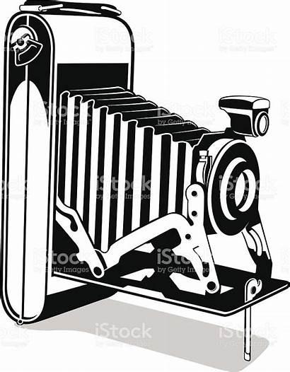 Camera Clipart Illustration Format Retro Vector Clipground