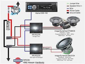 Component Speaker Wiring Diagram  U2013 Vivresaville Com