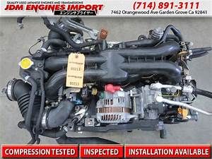 04 05 06 Subaru Forester Xt Gt Baja Legacy Gt Turbo Engine