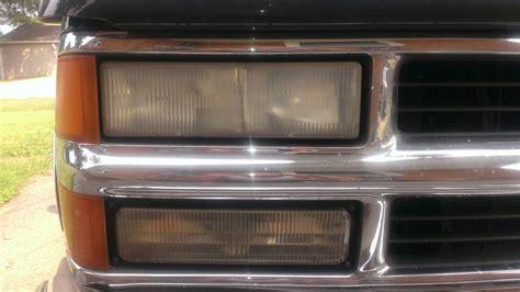 1996 silverado headlight upgrade chevrolet forum chevy