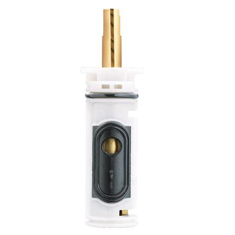 moen 1222 one handle positemp faucet cartridge replacement