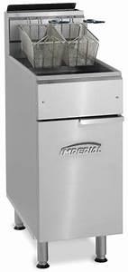 Imperial Range Deep Fryer Model  Ifs