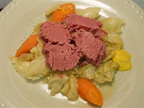 corned beef and cabbage corned beef and cabbage i recipe dishmaps