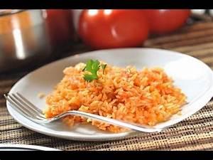 Arroz rojo - Mexican rice - Recetas de cocina mexicana ...