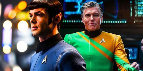 Star Trek: How Strange New Worlds Brings Back The ...