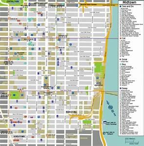 Plan De Manhattan : midtown wikivoyage guida turistica di viaggio ~ Melissatoandfro.com Idées de Décoration