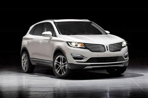 2018 Lincoln Mkc  Interior Hd Picture  New Car Release News