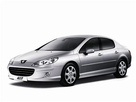 Image Gallery Peugeot 407 Stw