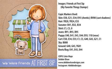 mftfriends  sipddeb olson cute cards card