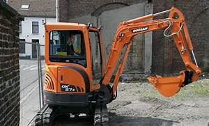 2007 Doosan Dx27z Crawled Excavator Service Repair Workshop Manual