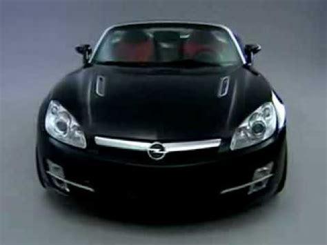 2007 Opel Gt by 2007 Opel Gt Roadster Promotional