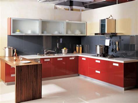 Elegant Modular Kitchen Color Combination  4 Home Ideas