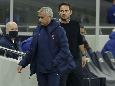 More than 'advice' to Jose Mourinho touchline exchange ...