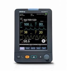 Accutorr 7 Vital Sign Monitor For Hospitals   Spot