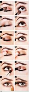 Quel Fard A Paupiere Pour Yeux Marron : 1001 techniques et produits top pour r aliser un maquillage smoky ~ Melissatoandfro.com Idées de Décoration