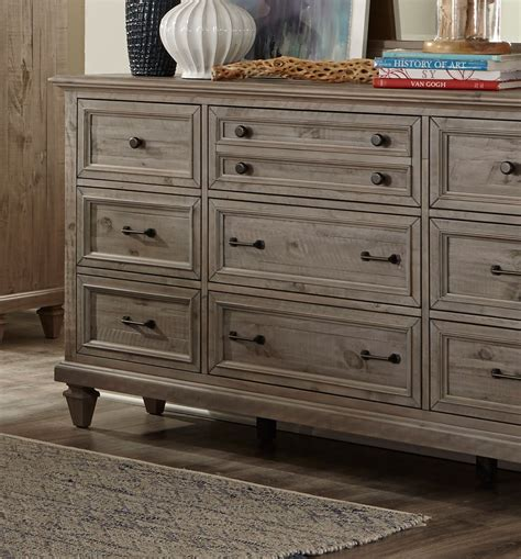 Rustic Gray Bedroom Sets by Casual Rustic Gray 6 King Bedroom Set Dovetail