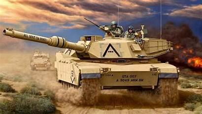 Abrams Tank Tanks Military Artwork Wallpapers Background