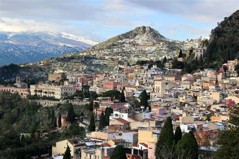 What to See and Do in Taormina, Sicily