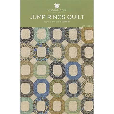 missouri quilt company wedding ring quilt jump rings quilt pattern sku pat774 missouri quilt co wholesale