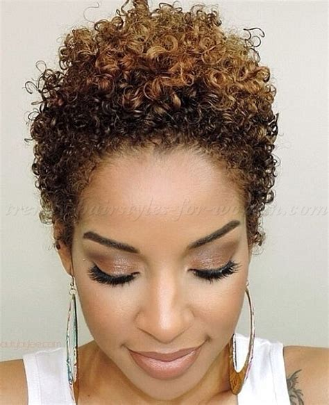 Natural Curly Hairstyles Short Hair Women