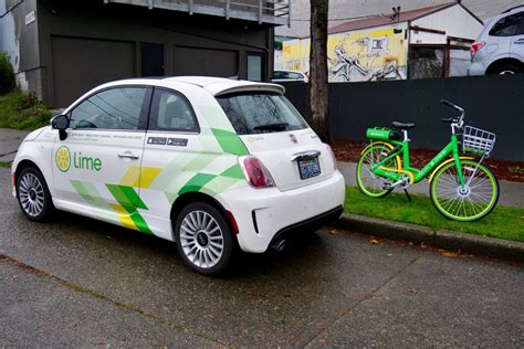 tested limes  car sharing service limepod