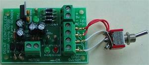 Controller For Motor  Gearbox